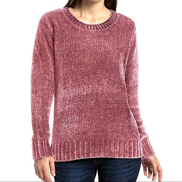 Orvis | S | Chinelle Sweater | Misty Rose | Ribbed by Orvis